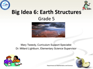 Earth Structures Parts 1