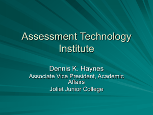 Assessment Technology Institute