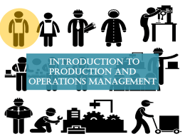 Production-and-Operations-Management