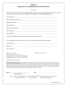 OCR Document - Delta State University