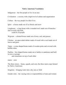 Native-American-Vocabulary