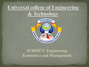 Human resource management - Universal College of Engineering