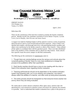 Task Force Report, April 3, 2012