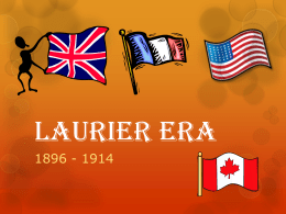Laurier Era - Socials with Leary
