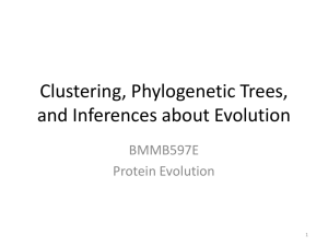 Clustering__Phylogenetic_Trees__and_Infe