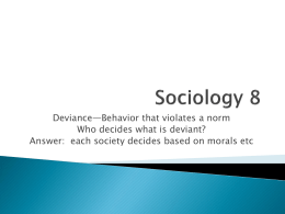 abcs of deviance