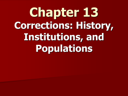 History, Institutions, and Populations