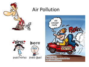 Air Pollution - NAAE Communities of Practice
