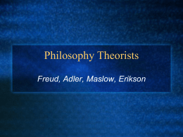 Philosophy Theorists