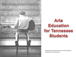 File - Tennesseans for the Arts