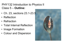 PHY132 Introduction to Physics II