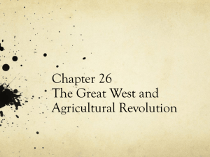 APUSH Chapter 26