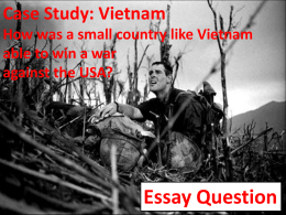 1965 - 1969: North Vietnamese