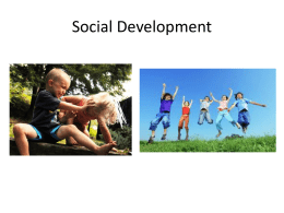 Developmental Psychology - AP Psychology Community