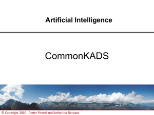 06_Artificial_Intelligence-CommonKADS