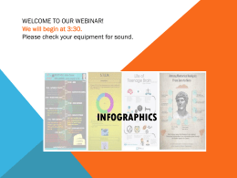 Infographic Webinar to POST - NC ELA Wiki