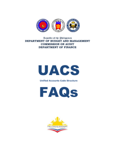 FAQs - the UACS Website!