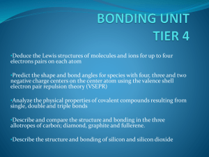 BONDING UNIT TIER 4