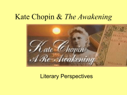 storm kate chopin 2 Kate chopin, writer: the end of august imdb movies, tv & showtimes the shawshank redemption (1994  2009/i the storm (short) (short story.