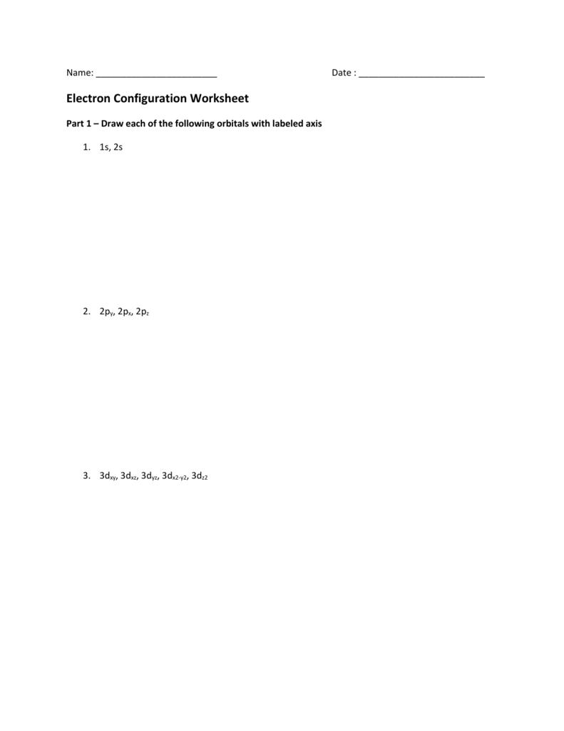 Aufbau diagram worksheet worksheets for school leafsea electron configuration worksheet bundle ccuart Images