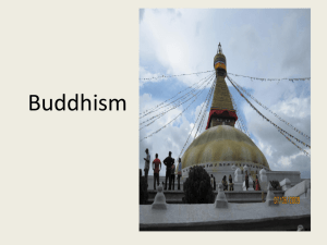 Buddhism (PowerPoint)