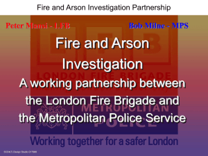 Arson Forensic Intelligence Conf copy R Milne