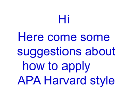 Iuc Edu Eu Group Sem1 L2 2010Global APA Harvard Some Hints