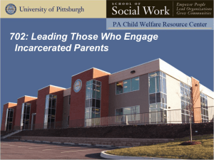 702: Leading Those Who Engage Incarcerated Parents