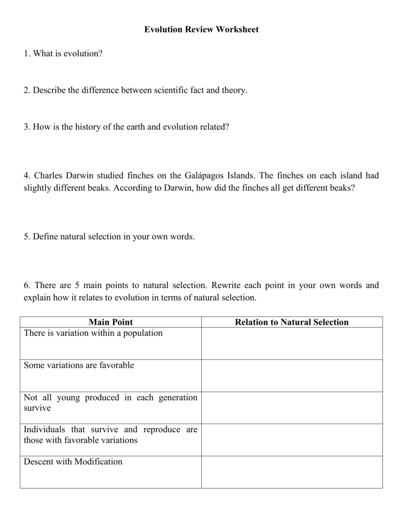 Worksheets Evolution Worksheet 009220256 1 e23cb4937b2ae711c4337f79b472877a png