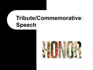 commemorative-tributespeech