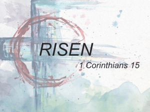 Risen - Grace Bible Church