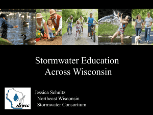 I & E programs in WI..