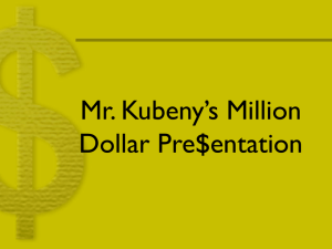 Million Dollar PowerPoint