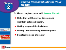 7th Grade - Chapter 2, Lesson 1 PowerPoint