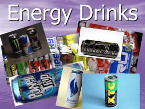 Energy Drinks - EnergySupplements8C