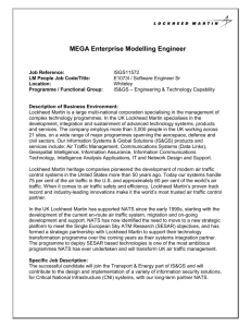MEGA Enterprise Modelling Engineer