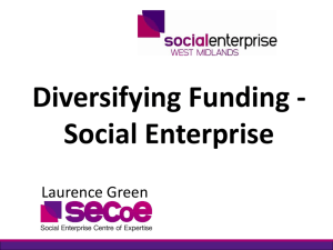 2. Funding Diversification