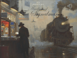 critical analysis of the signalman