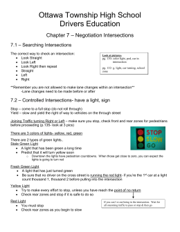Chapter 7 Notes - Ottawa Township High School