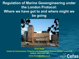 vivian_ - Climate Engineering Conference 2014