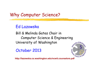 exponentials us - Computer Science & Engineering