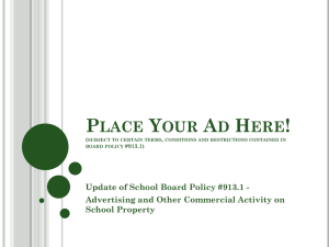 PPT - Pine-Richland School District