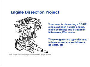Engine Dissection