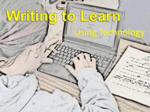 Writing to Learn Slideshow