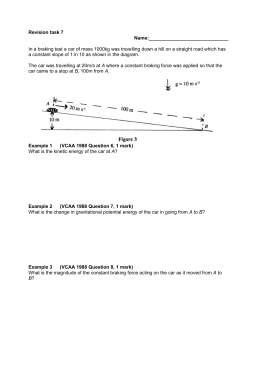 Example 2 (VCAA 1988 Question 7, 1 mark)