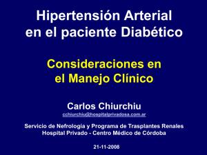 dieta chobanian 2003 para la hipertensión