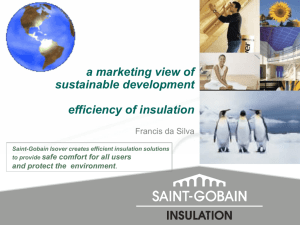 Marketing view of sustainable development