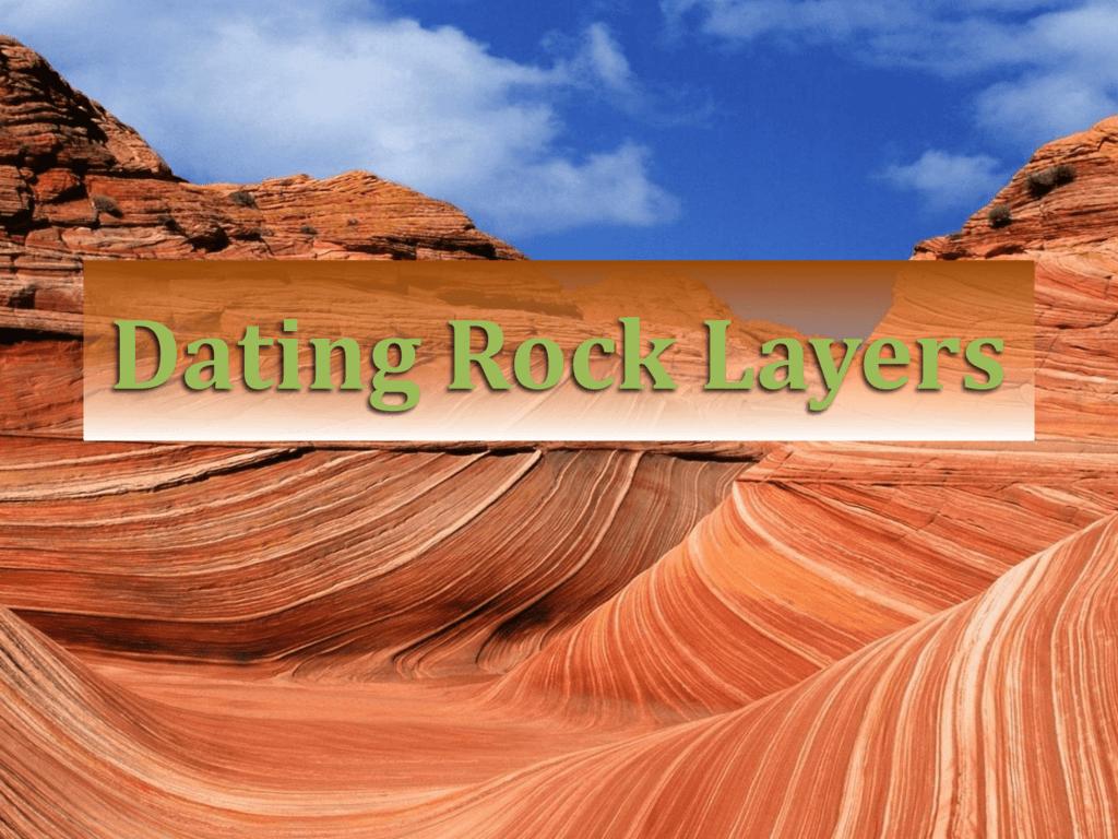 relativ ålder dating vs absolut ålder dating