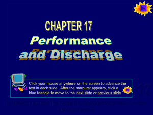 Powerpoint for Chapter 17