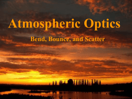 Atmospheric Optics - Stoked About Science